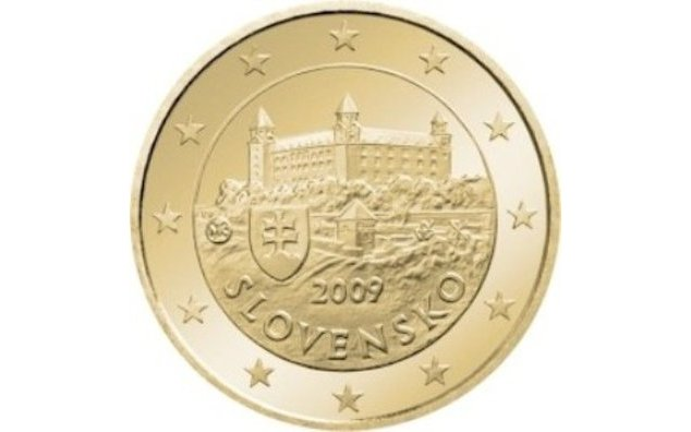 Slovaquie 10 cents